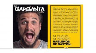La Garganta Poderosa denunció que Boca censuró una entrevista con Daniel Osvaldo
