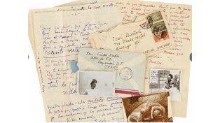 Subastaron por 137 mil dólares cartas de Frida Kahlo