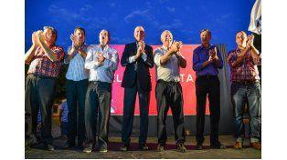 Lifschitz y Bonfatti cerraron en Santa Fe: Somos una propuesta genuinamente santafesina