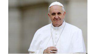 Francisco envió una bendición a una escuela de Alto Verde