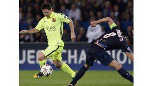 Champions: en un duelo de argentinos, Barcelona enfrenta a PSG