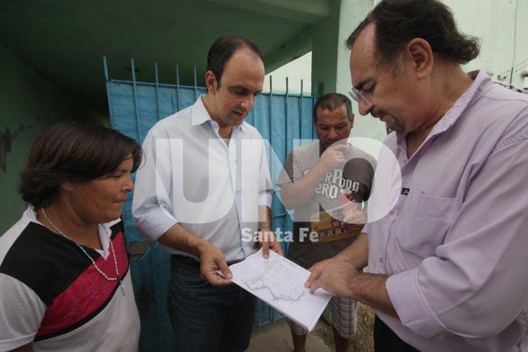 """José Corral en Alto Verde: """"Recorremos obras que hablan por sí solas"""""""