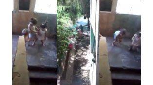 Una balacera terminó con la alegría de los chicos del barrio