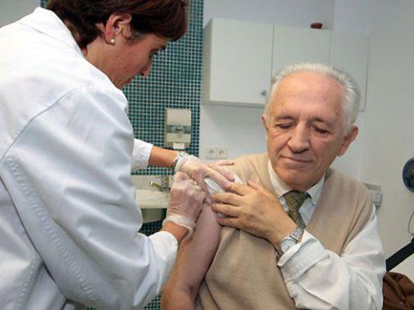 Inmunizarse a partir de los 64 años