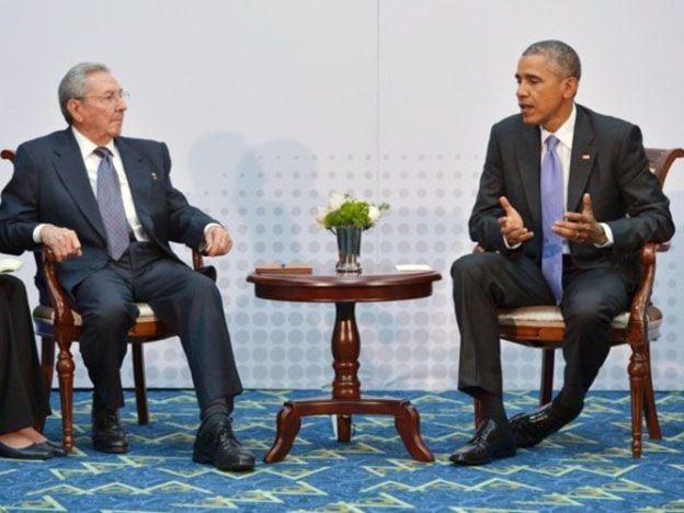 Obama pidió retirar a Cuba de la lista de Estados promotores del terrorismo
