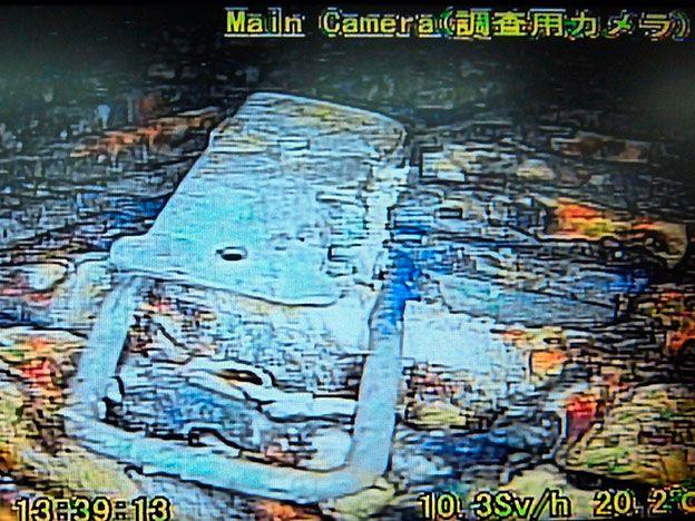 El primer robot que entró en Fukushima murió en tres horas