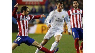 Champions League: Atlético y Real, otra vez cara a cara