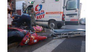 En dos días hubo 37 ingresos por accidentes en el Hospital Cullen