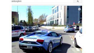 Trasladaron órganos para transplantes en un Lamborghini