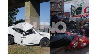 Cullen: preocupa la cantidad de ingresos por accidentes de tránsito los fines de semana