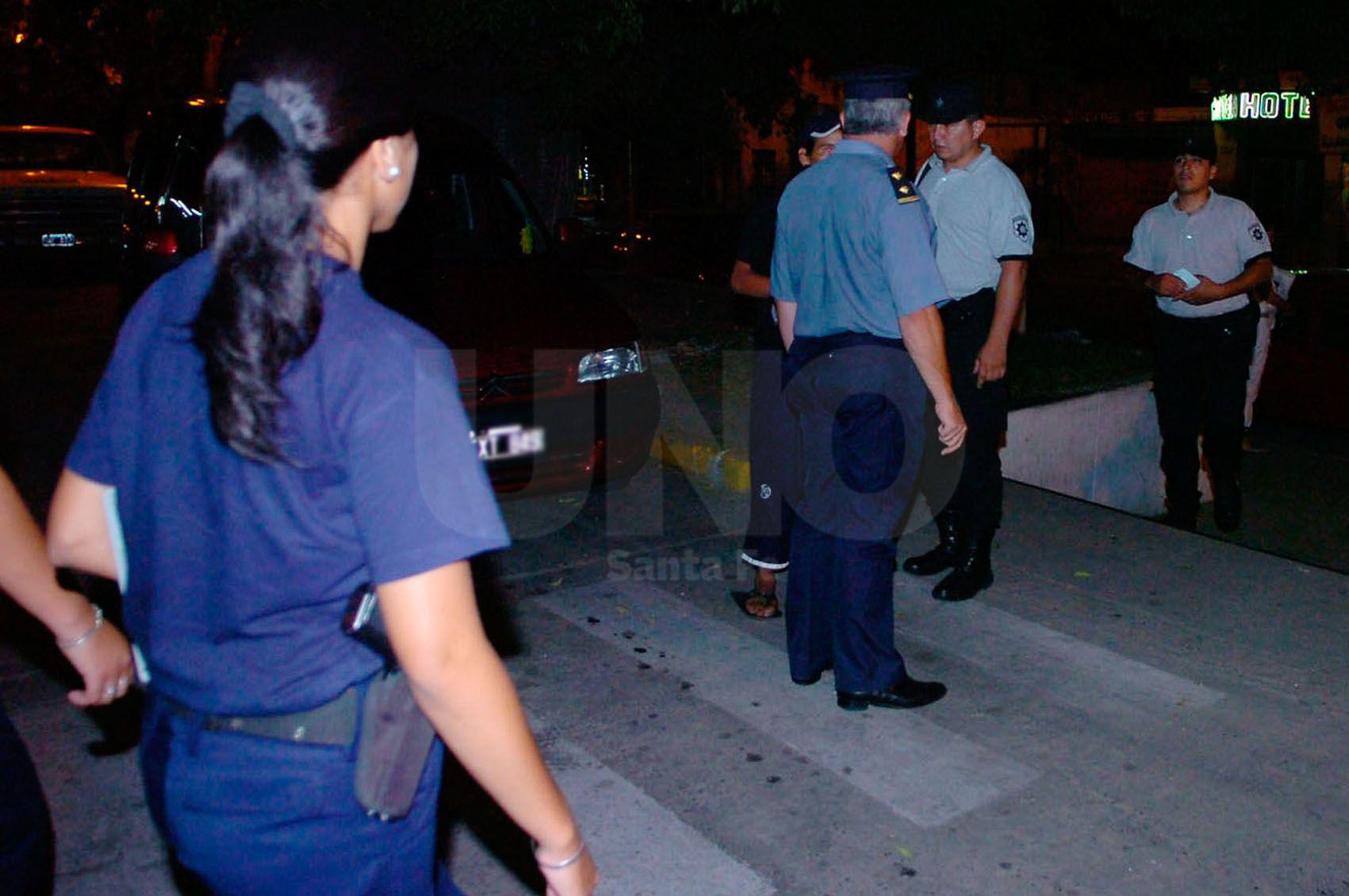 Hubo seis heridos en cinco hechos de violencia en Santo Tomé, Rincón y Santa Fe