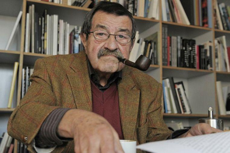 Murió el escritor alemán Günter Grass, el premio Nobel de Literatura 1999