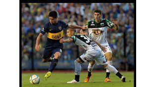 Boca perdió dos puntos claves