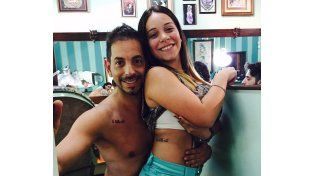 El polémico tatuaje que se hizo Ariel Diwan