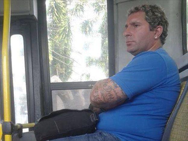 """Humor: encontraron a """"Palermo"""" en un colectivo"""