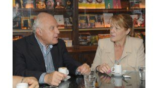 Stolbizer afirmó que Lifschitz será el próximo gobernador de Santa Fe