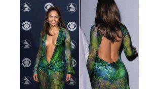 El vestido de JLó que revolucionó Google