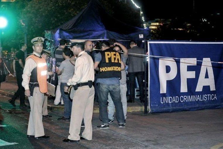 Drama en Puerto Madero: un joven mató a su novia en la vía pública