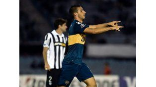 Boca ganó en Uruguay y es el Rey de la Libertadores