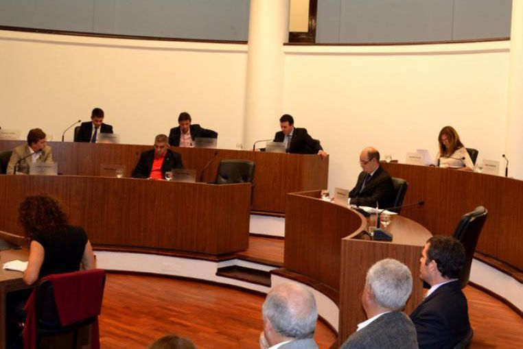 El Concejo avaló el proyecto para proteger el sector oeste