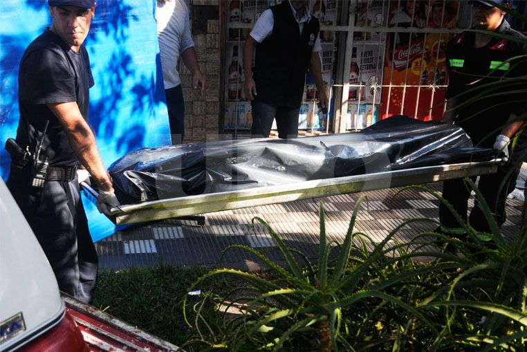 Asesinaron a un joven de 17 años en Avenida Galicia y República de Siria a plena luz del día