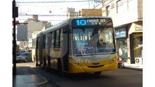 Transporte Público: desvíos en Santa Rosa de Lima por obra de desagüe
