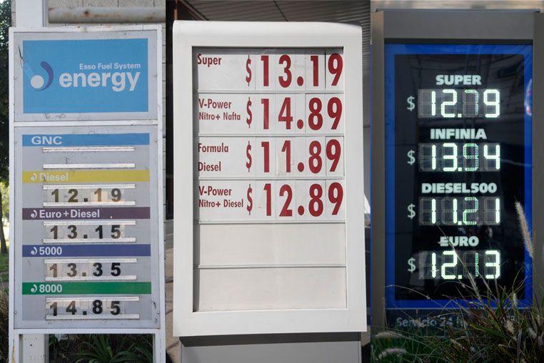 Acuerdo. Las empresas actualizaron sus precios luego de que el Gobierno Nacional realizara el anuncio oficial.