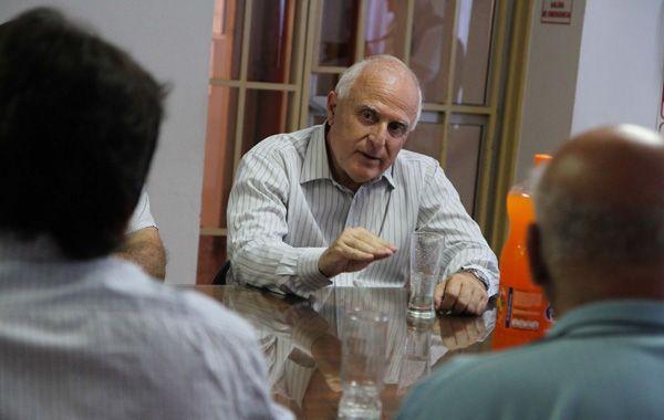 El ex intendente rosarino prometió bajar los niveles de inseguridad. (Foto de archivo)
