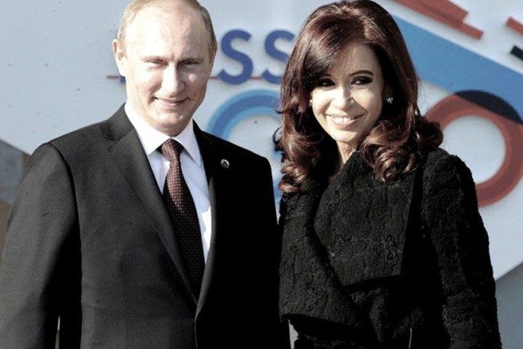 Cristina realizará una visita oficial a Rusia
