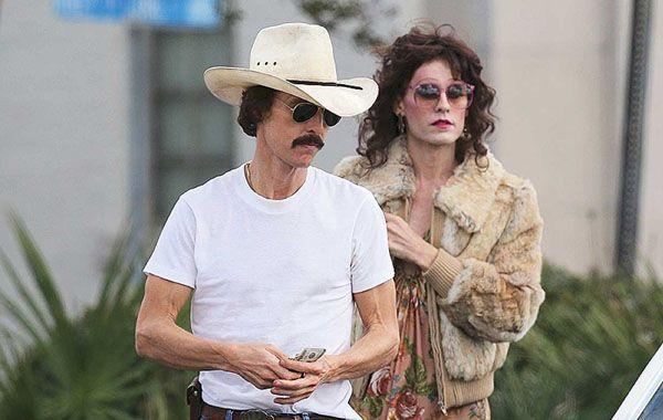 La película es protagonizada por Matthew McConaughey