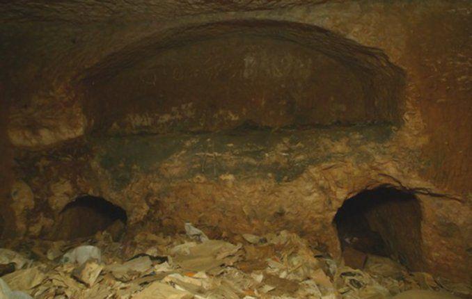 Afirman que encontraron la tumba de Jesús y que está enterrado junto a su hijo