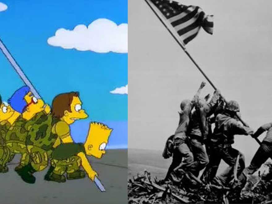 No vas a mirar Los Simpson de la misma manera