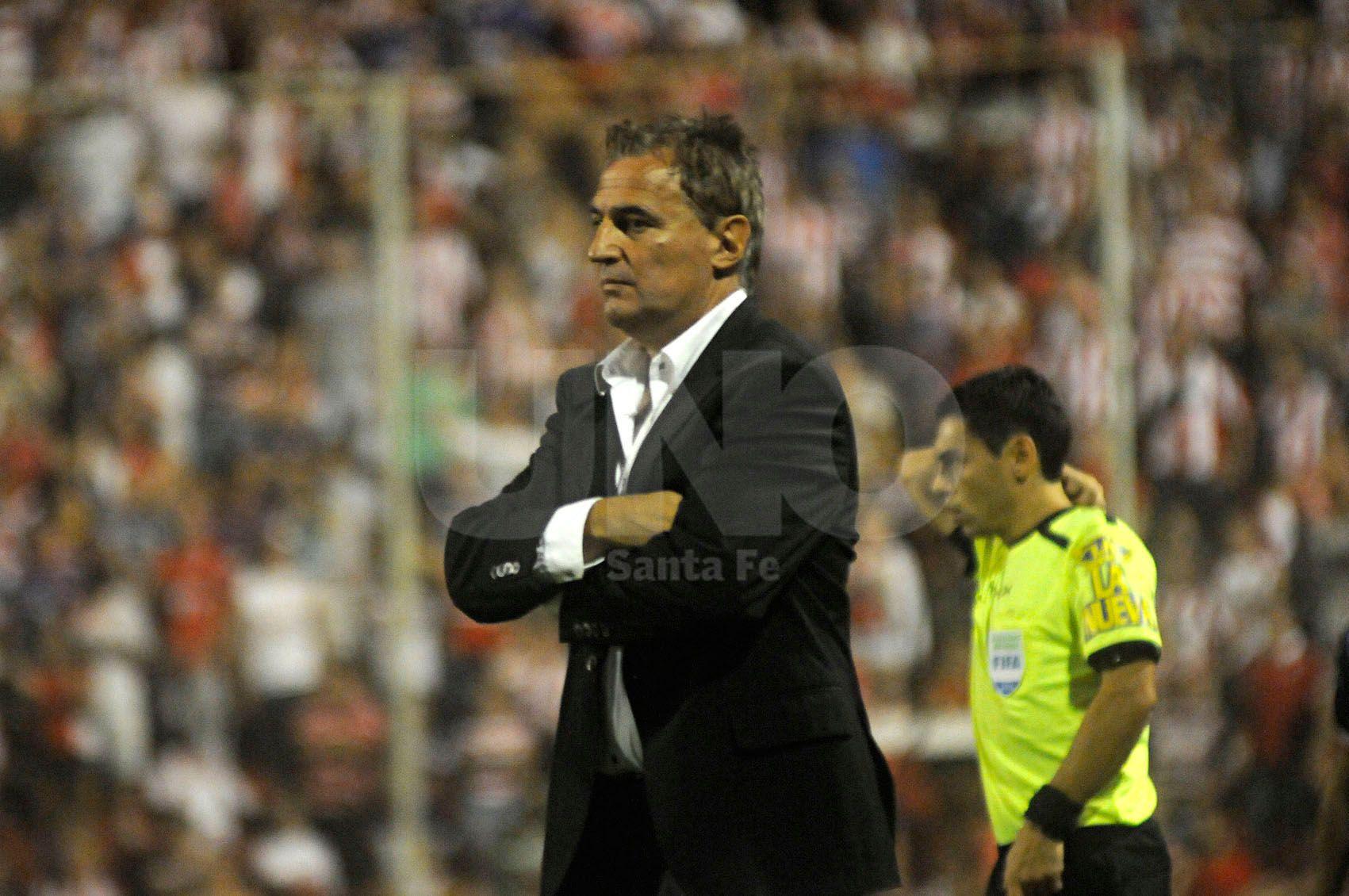 Autocrítico. Leonardo Madelón reconoció que Newell's lo superó desde el inicio en el Coloso Marcelo Bielsa.