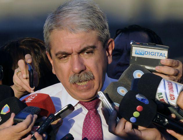 Aníbal Fernández dijo que la convocatoria al ex espía Stiuso sigue vigente