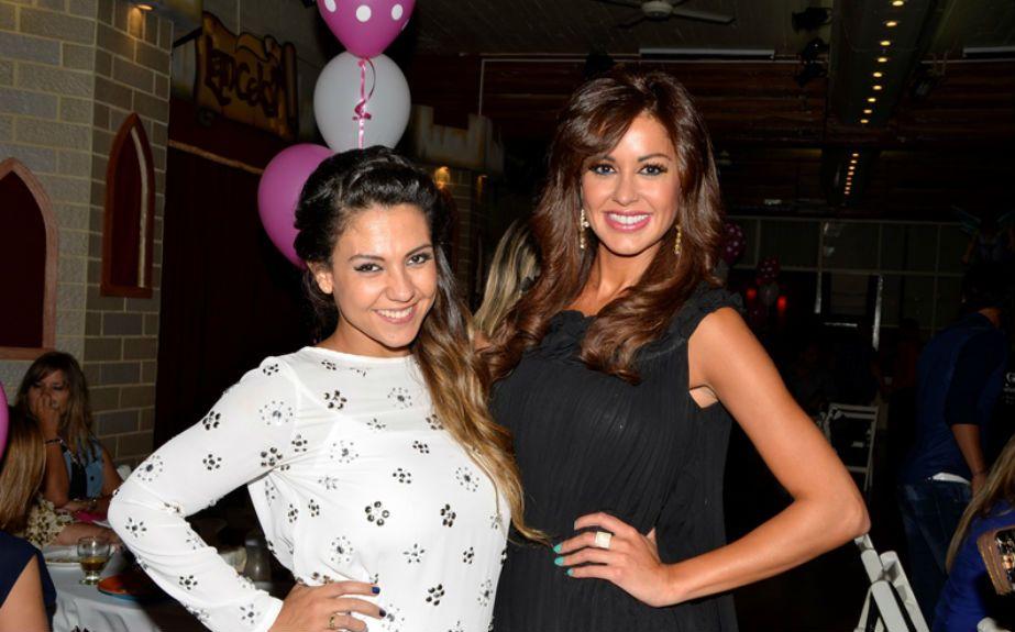 Tamara Alves y Toranzo festejaron el primer año de Giuliana