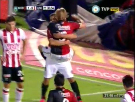 Se terminó la racha: Unión cayó 2 a frente a Newells en Rosario