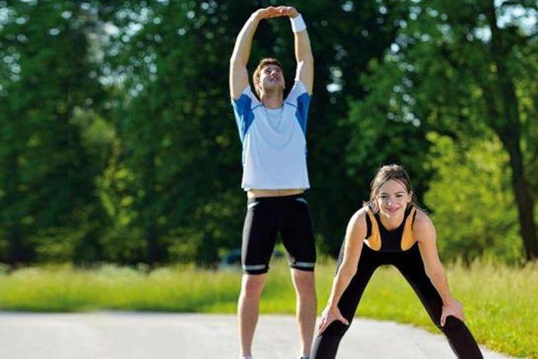 Unos10 minutos de gimnasia que podés hacer en tu trabajo