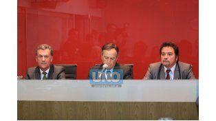 El tribunal condenó a Silvio Díaz a ocho años y cuatro meses de prisión efectiva