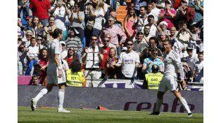 Histórico: Real Madrid venció a Granada por 9 a 1