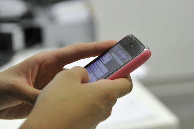 SMS y WhatsApp para colaborar con la búsqueda de personas