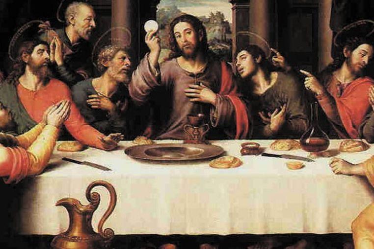 Analizan qué se comió en la Última Cena