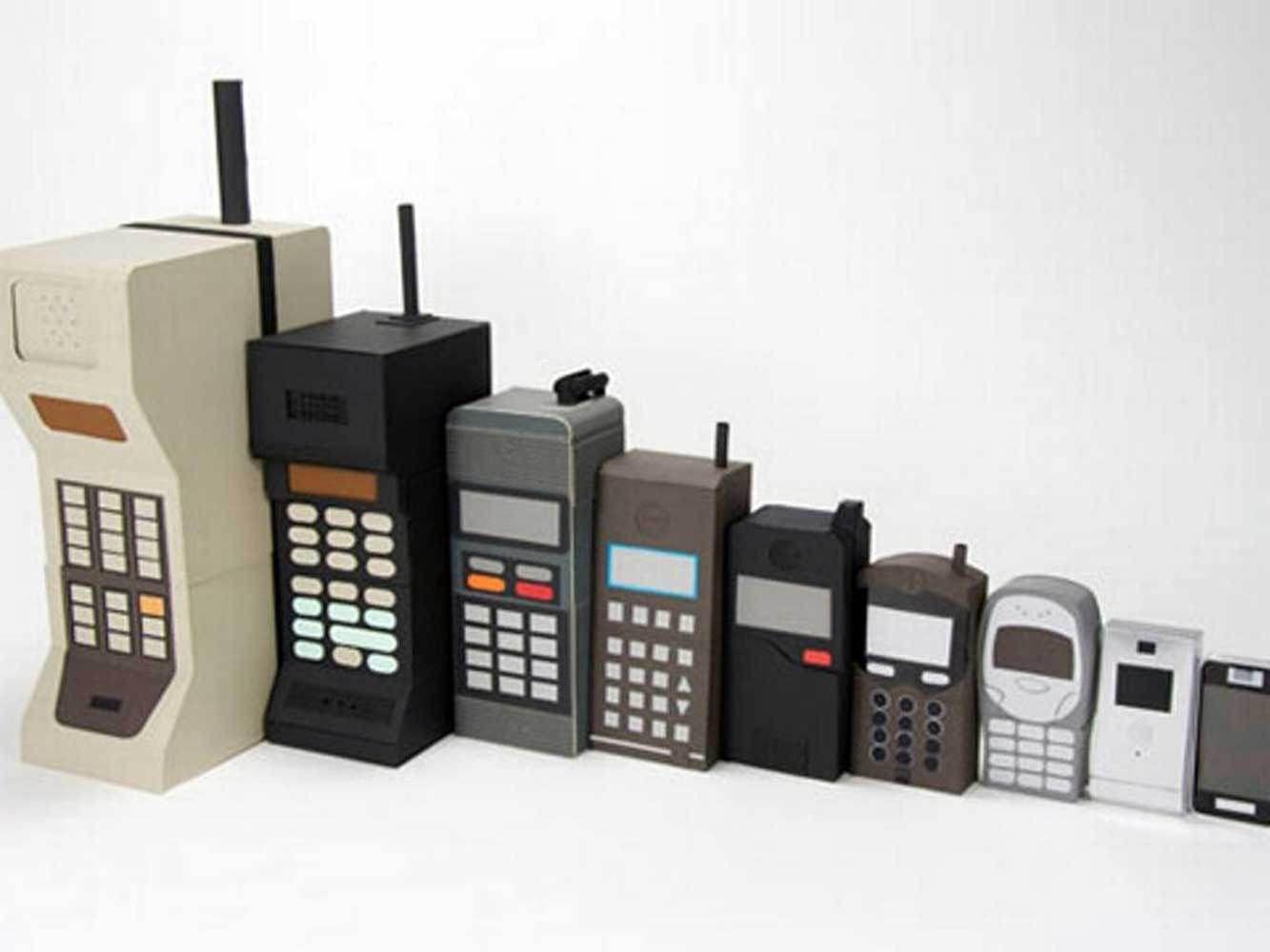 Hoy se cumplen 42 años de la primera llamada hecha desde un celular