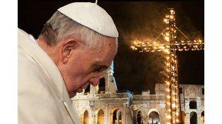 Cómo es la agenda del papa Francisco durante Semana Santa