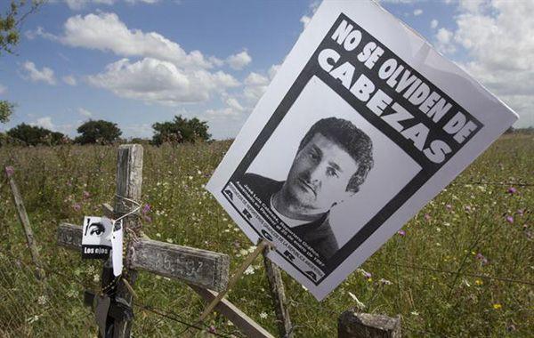 Murió el expolicía Camaratta, que estaba preso por el crimen de José Luis Cabezas