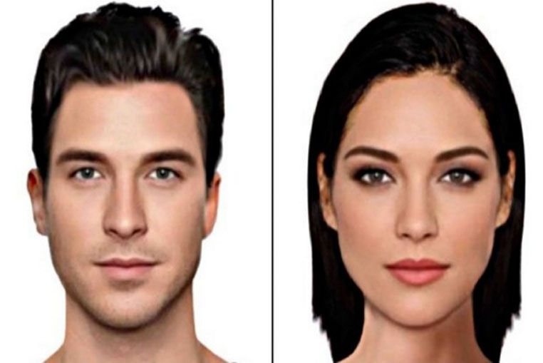 Cómo deben ser los rostros perfectos, según los ingleses