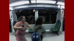 Una broma de terror: mirá cómo terminan atacados por zombies