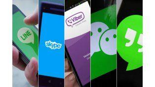 Las cinco mejores alternativas a las llamadas gratis de WhatsApp