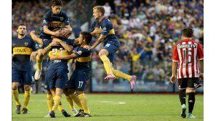 Boca: El Vasco pone lo mejor en el torneo y la Copa