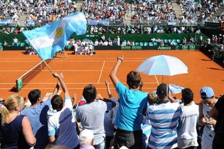 argentina y brasil juegan hoy un punto decisivo en el dobles