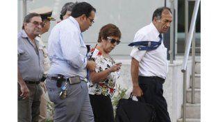 La fiscalía espera el listado de las llamadas del teléfono de Nisman